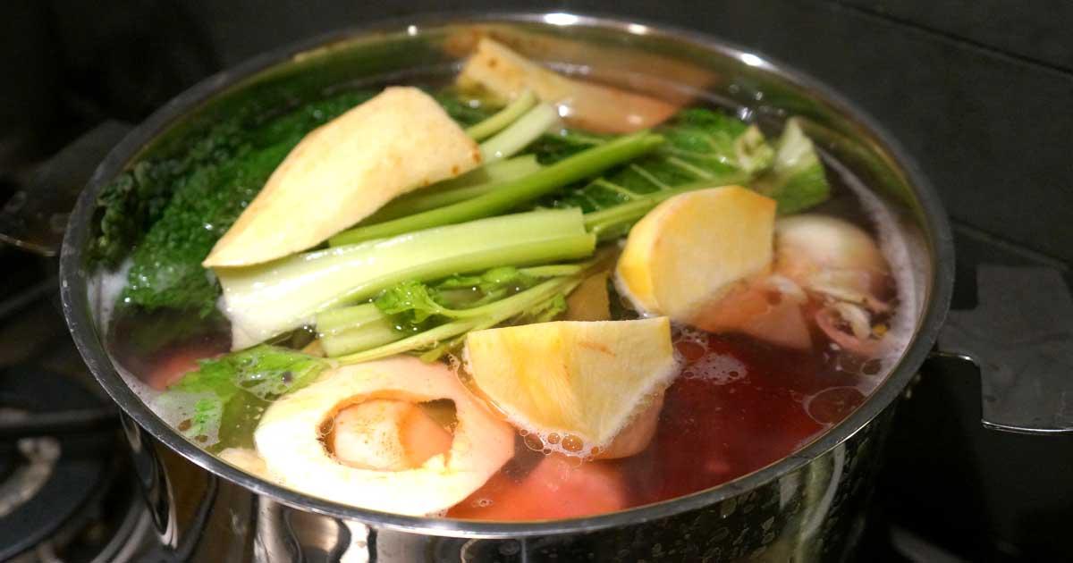 Bouillon d'os maison (poule, bœuf, poisson) : les bienfaits sur la santé