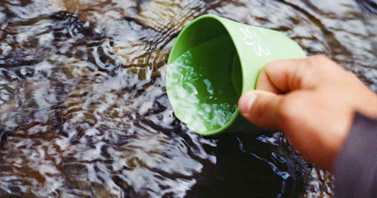 Les pouvoirs magiques de l'eau