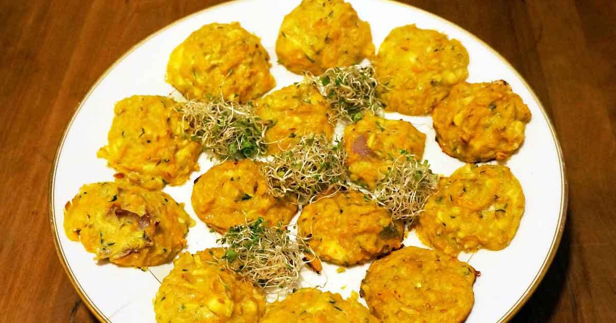 Muffins aux légumes