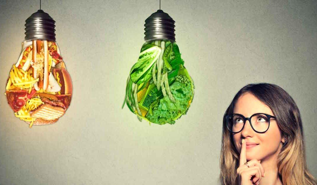 5 petits réglages incontournables pour manger sainement toute la vie !