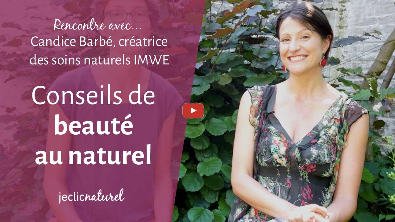 Beauté au naturel : les conseils d'une créatrice de soins naturels