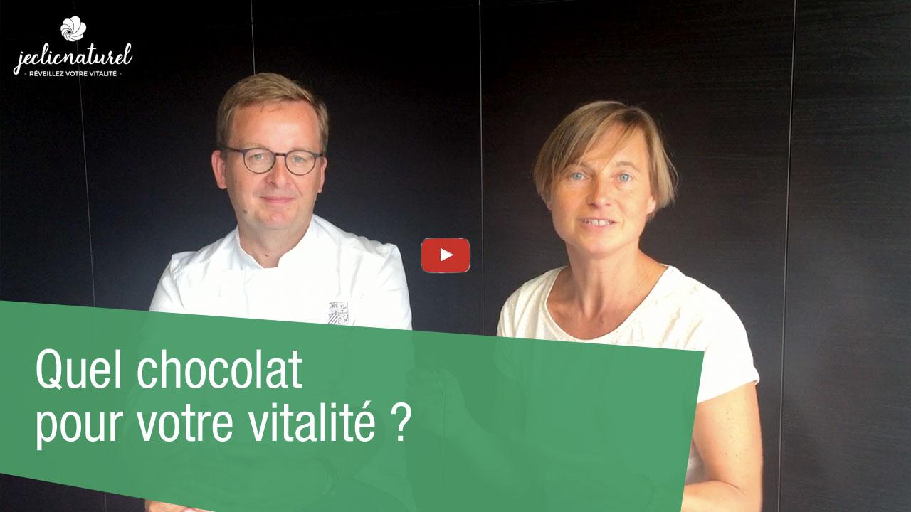 Quel chocolat pour votre vitalité ? Rencontre avec Benoit Nihant, chocolatier cacaofévier
