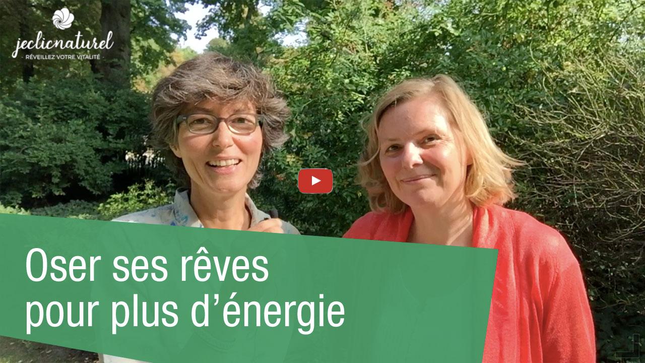 Oser ses rêves pour avoir plus d'énergie vitale : 3 conseils de Laetitia van Wijck, coach en transition