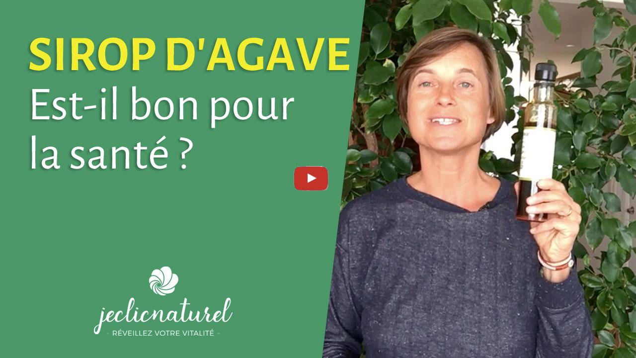 Le sirop d'agave est-il bon pour la santé ?