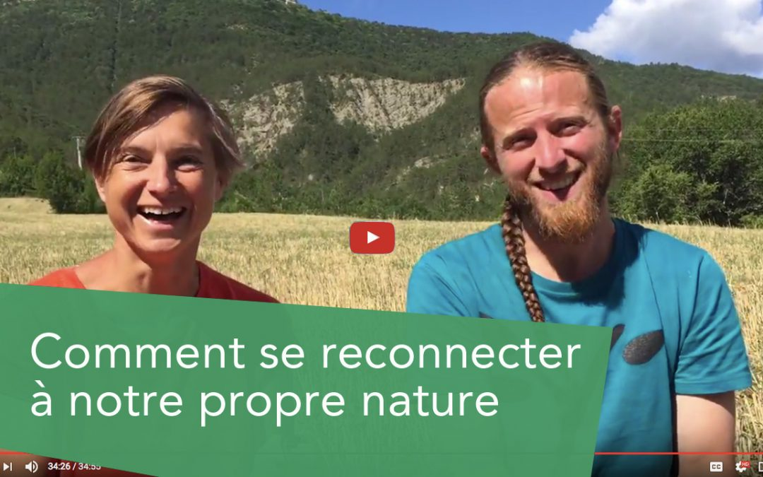 Rencontre avec Kim Pasche : comment se reconnecter à notre propre nature