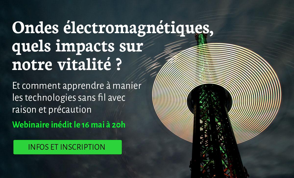 conférence impact des ondes électromagnétiques santé